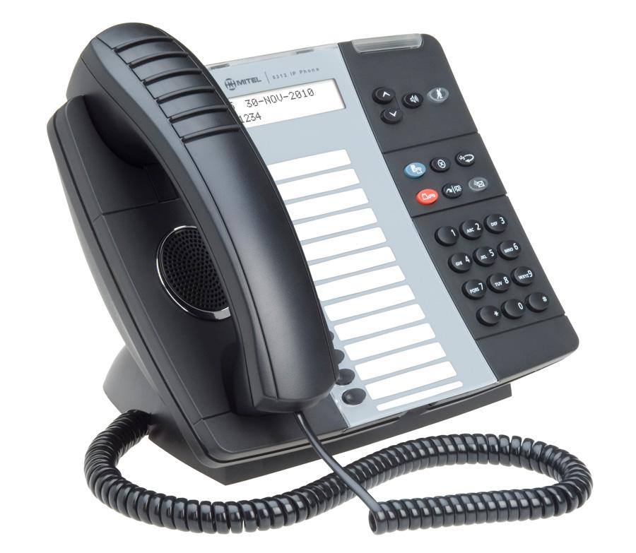 Mitel 5312 Ip Phone T2k