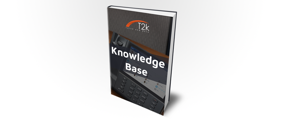 The Telecoms Knowledge Base Open To All T2k