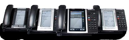 mitel-phones-family