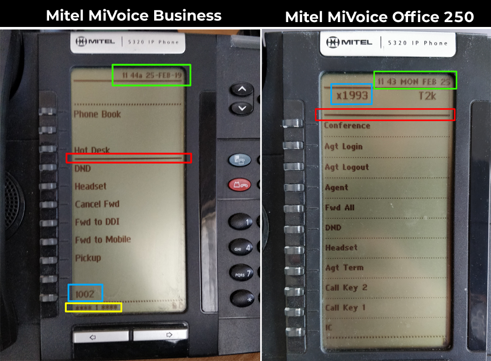 Mitel-3300-5000-difference-
