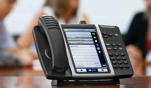 Business telephone system handset products